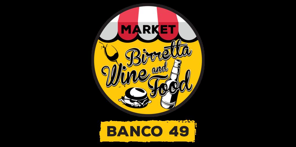 logo birretta market 49 mercato trionfale